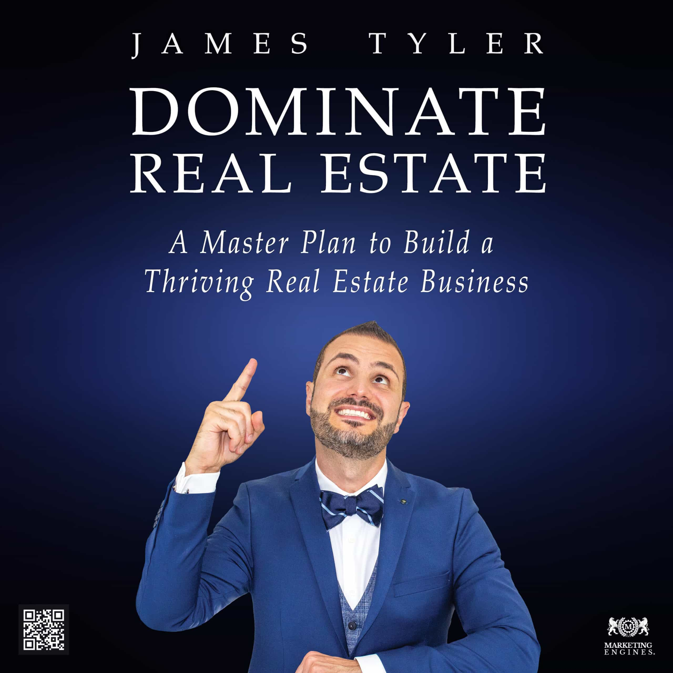 dominate-real-estate-james-tyler-audiobook-cover